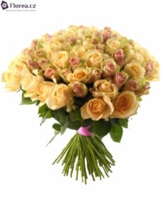 Den matek - květiny jako dárek