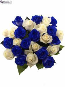 25 růží