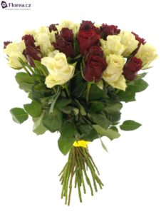 Den matek - dárek kytice květin