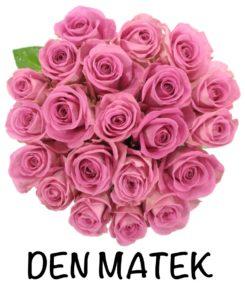 Den matek - darujte květiny své mamince